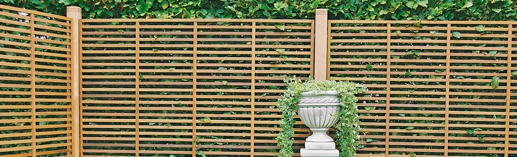 Sichtschutzzaun Holz Befestigung ~ Startseite » Sichtschutz & Zäune » Sichtschutzzäune » Bangkirai